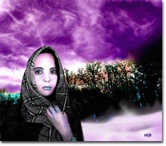 Nuclear Winter ©Heidi Jo Blackburn 2001