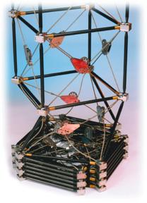 Folding mast image