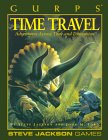 GURPS Time Travel cover