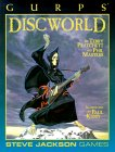 GURPS Discworld cover