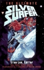 The Ultimate Silver Surfer cover