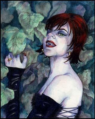 Self Portrait, Dead ©Christine M. Griffin 2002