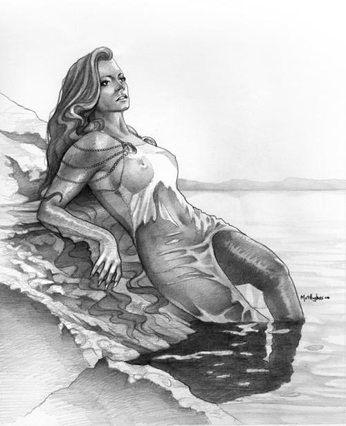 Wrack Illustration