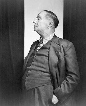 H. G. Wells image