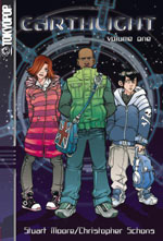 Earthlight vol 1 cover
