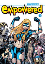 Empowered vol 1 cover