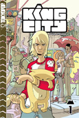 King City vol 1 cover