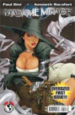 Madame Mirage issue 1 cover