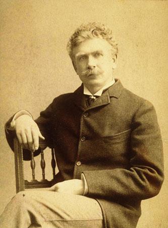 Ambrose Gwinnett Bierce