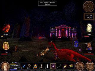Dragon of Doom
