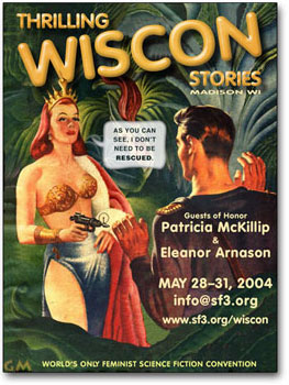 WisCon 28 poster