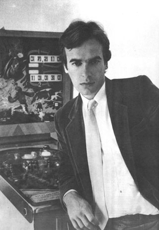 Amis in 1985