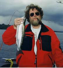 Robert Jordan fishing