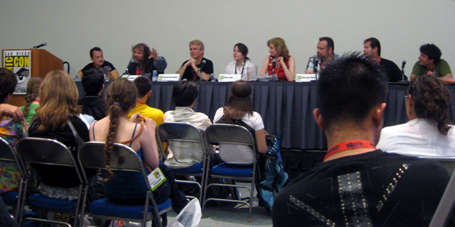 Game writing panel