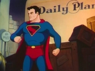 Old School Superman