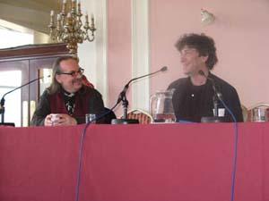 Gaiman and Newman