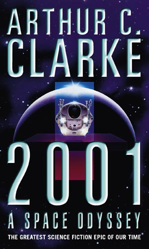 Anniversary cover for <cite>2001: A Space Odyssey</cite>