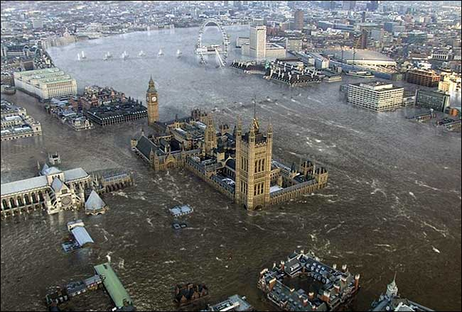 Flood Movie London