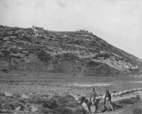Mount Carmel in 1894