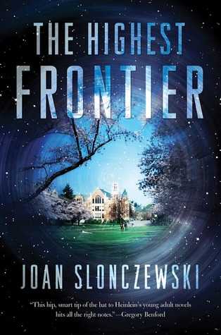 Joan Slonczewski's The Highest Frontier