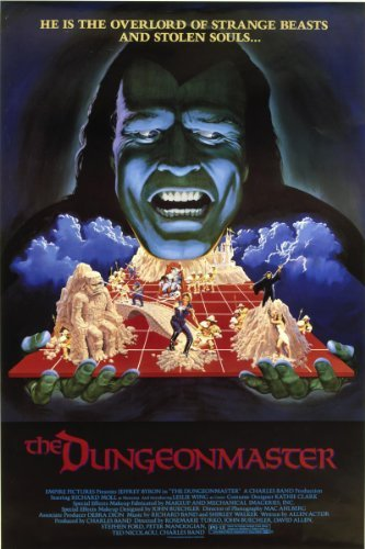 Dungeonmaster Movie Poster