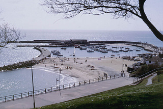 Lyme Regis and the Cobb