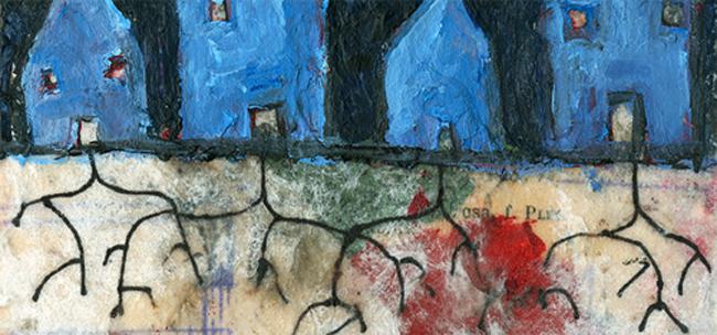 Ghost Town by Leah Piken Kolidas