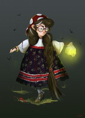 Vasilisa by Vlada Monakhova