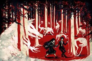 2015 Rhiannon Rasmussen-Silverstein 'Wolf Forest'