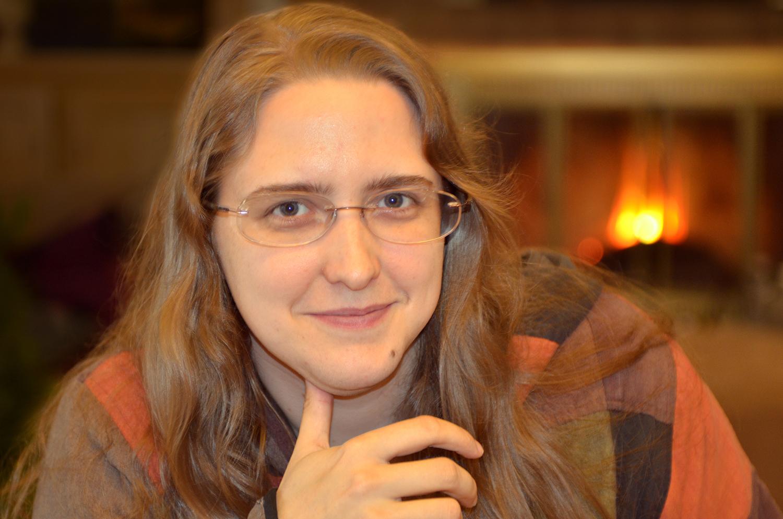 A Picture of Ada Palmer