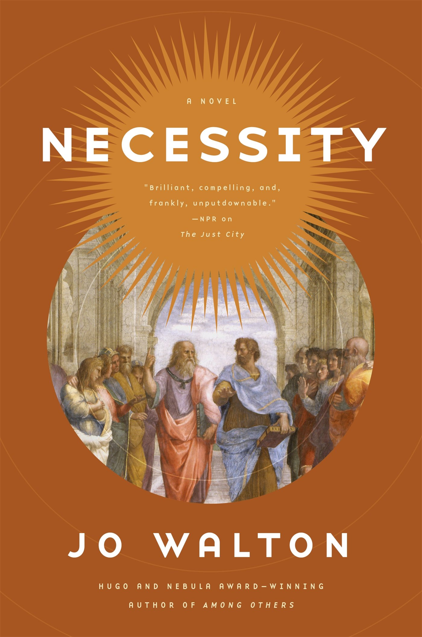The book cover of Necessity