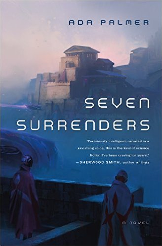 The book cover of Seven Surrenders