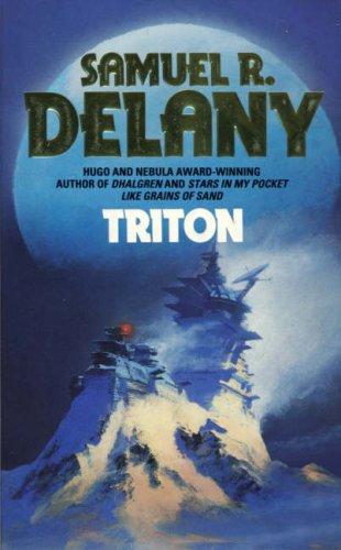 The book cover of Triton