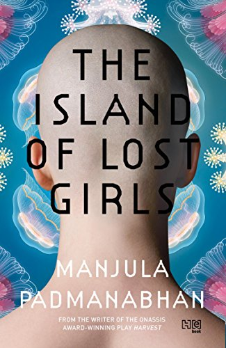 Book cover of The Island of Lost Girls