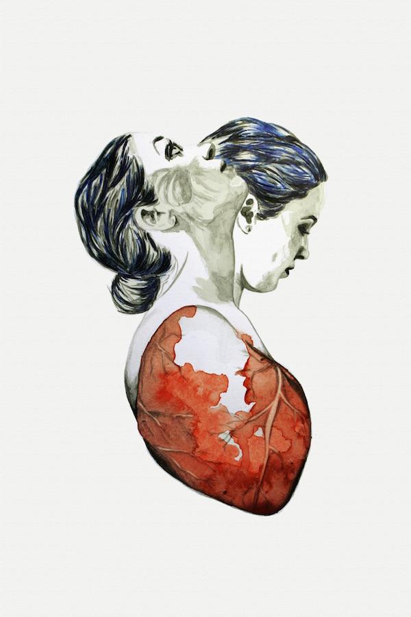 Cover art for Grace from Strange Horizons under fair use